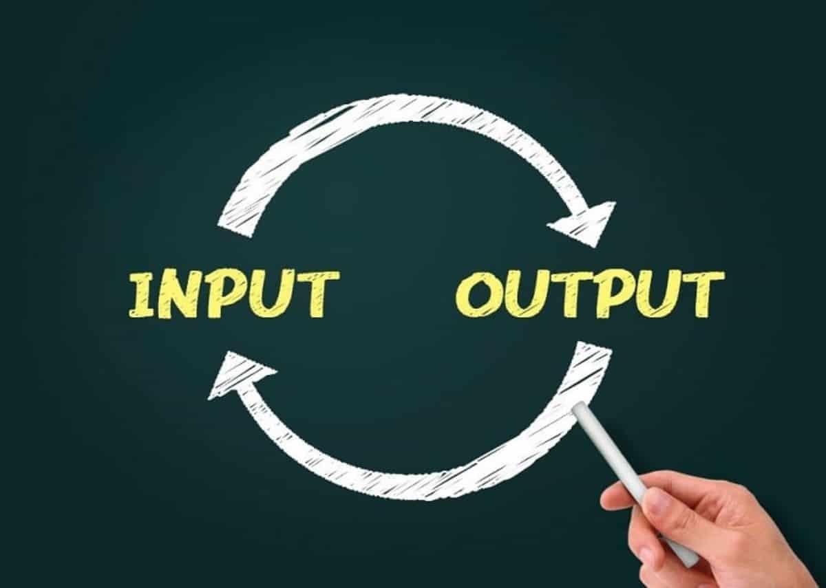 インプットとアウトプットの好循環