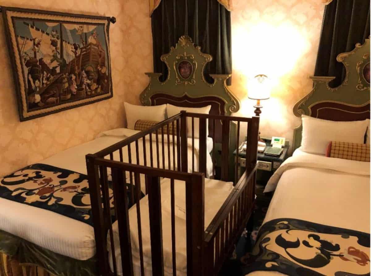 ホテルミラコスタのスイートルーム