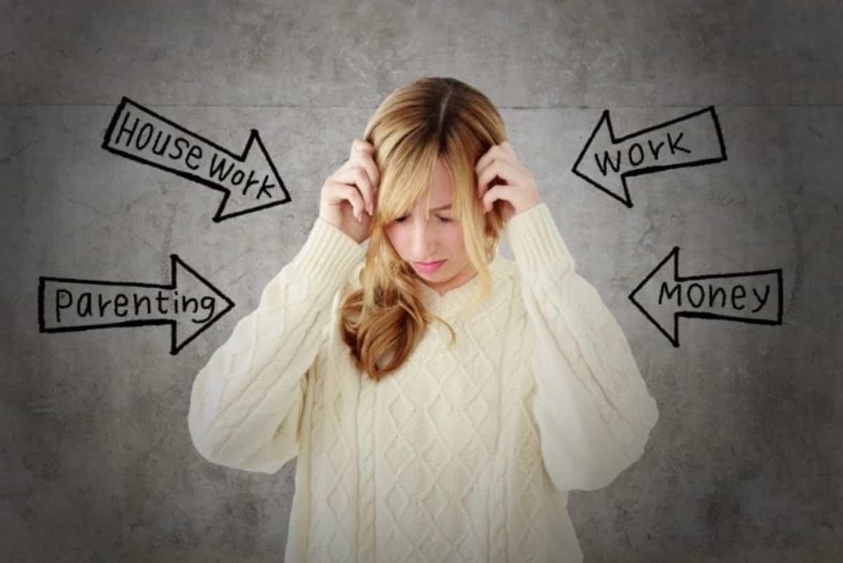 現代のストレス社会を生きる