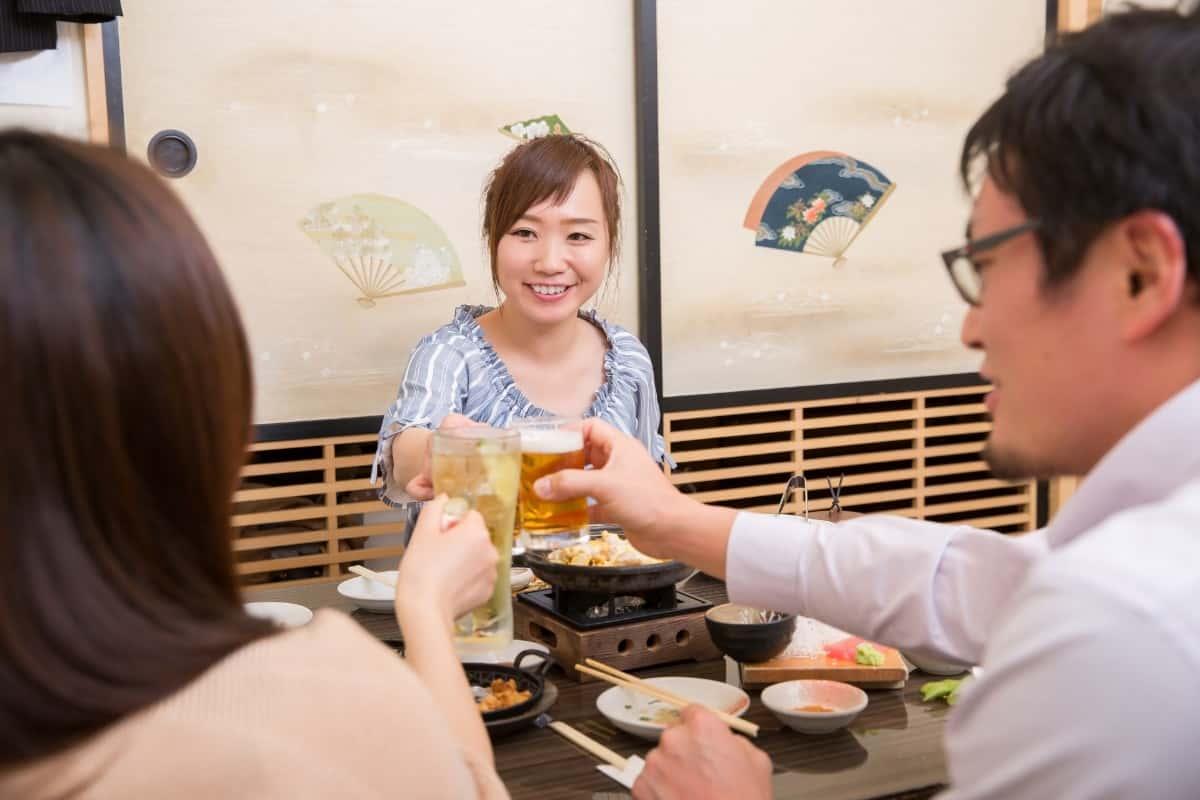 飲み会に参加する基準