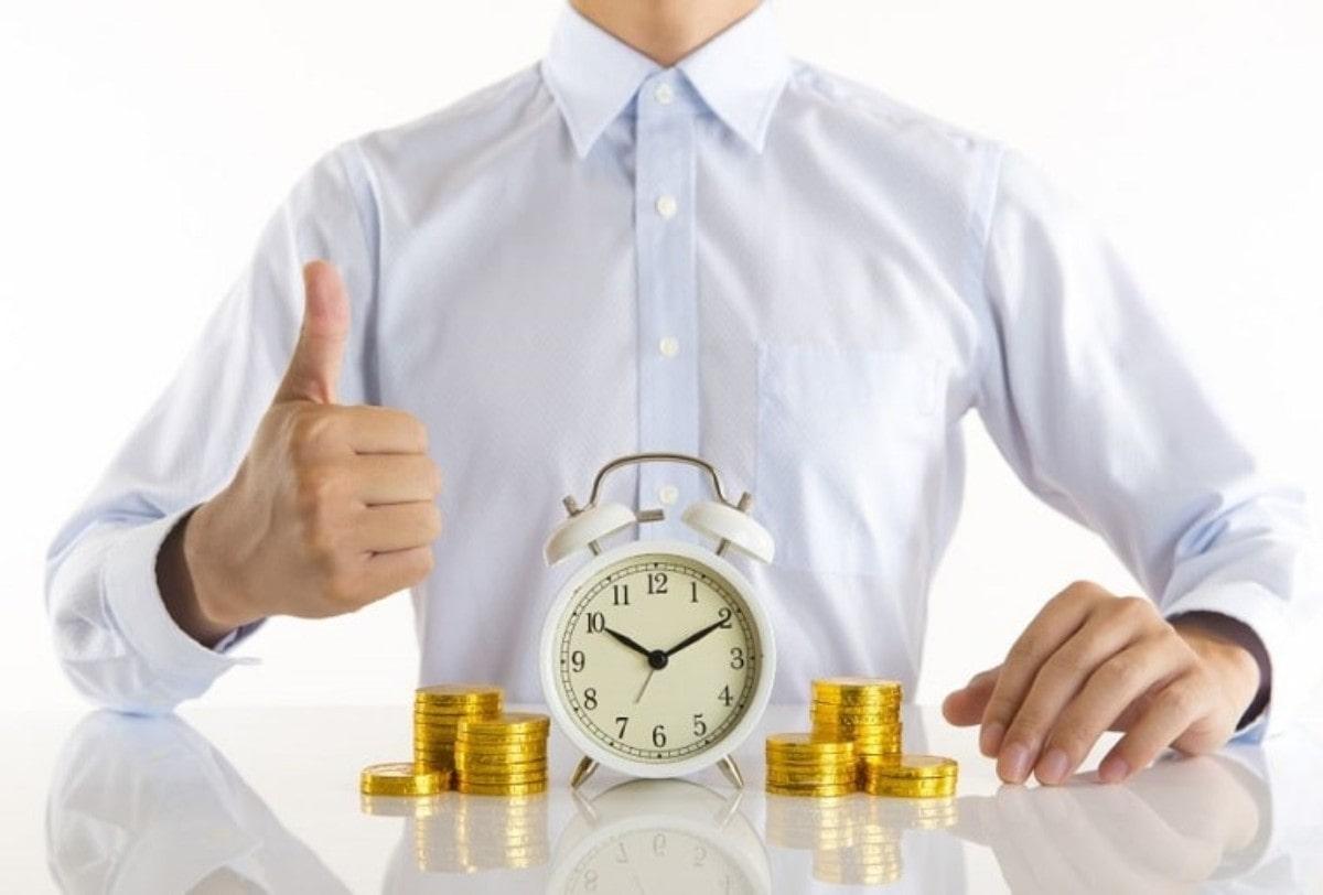 時間とお金を得て豊かな人生を
